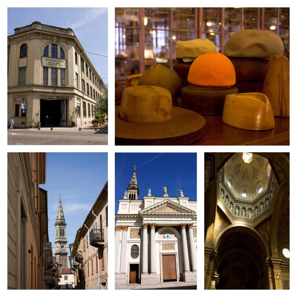 Museo del Cappello Borsalino e Duomo