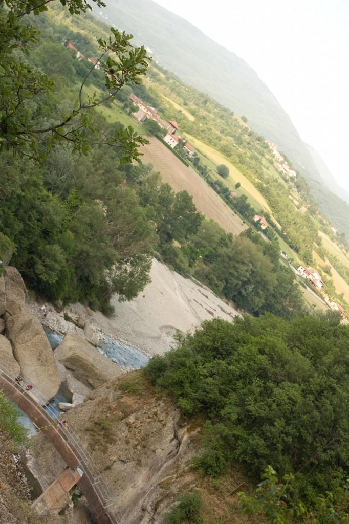 Canyon della Val Borbera