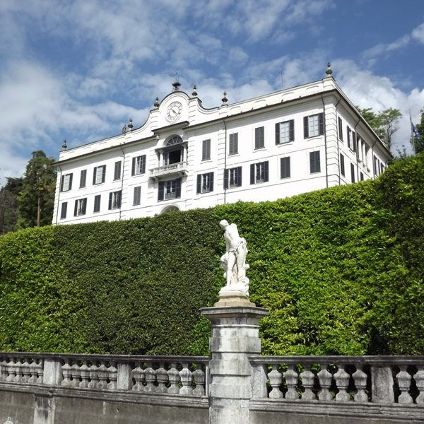 Itinerari verdi in Italia: Villa Carlotta a Como