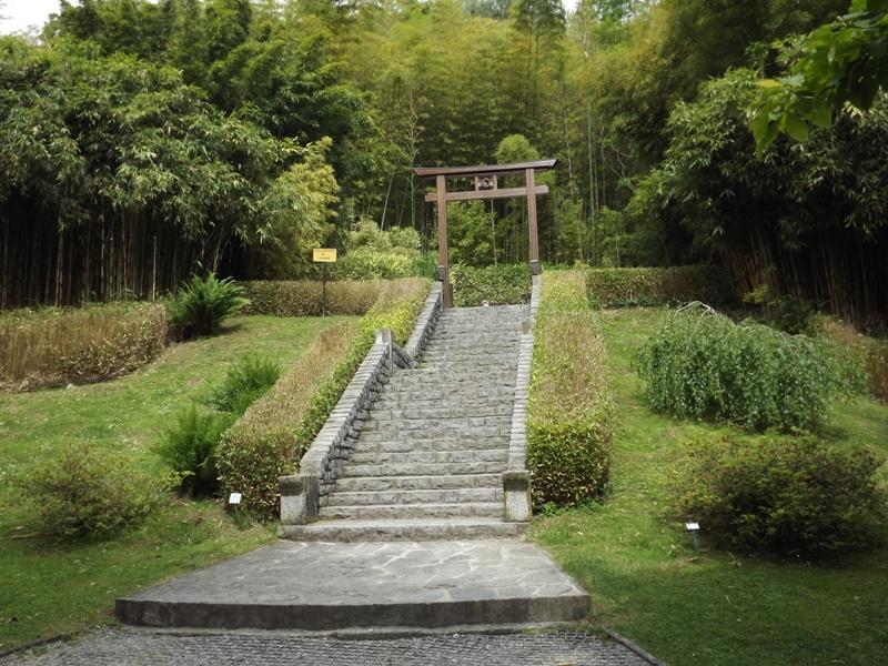 Il giardino Zen di Villa Carlotta  Lake Como Ville