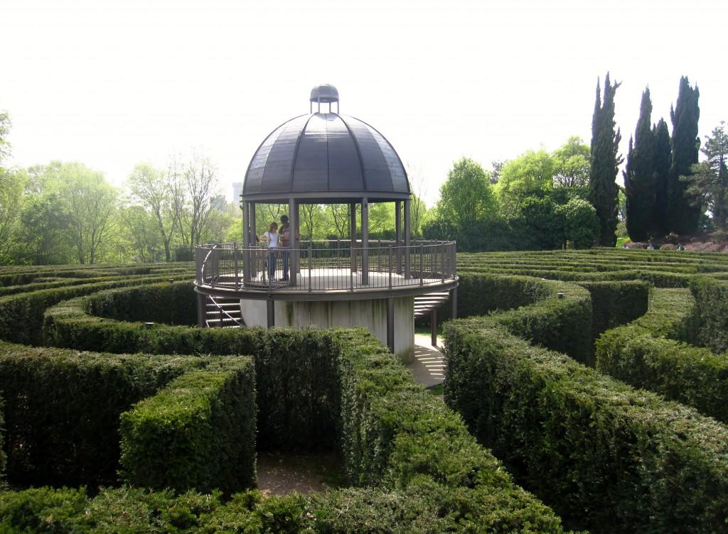 Il labirinto, se arrivate qui, è fatta!