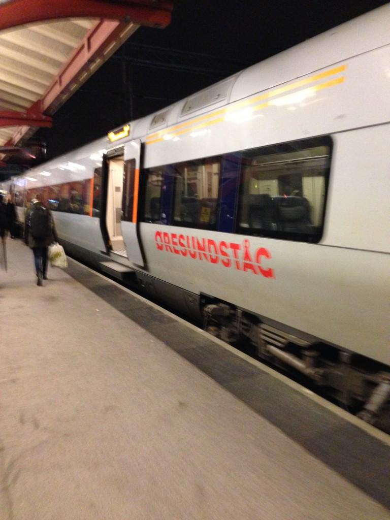 Treno Svezia