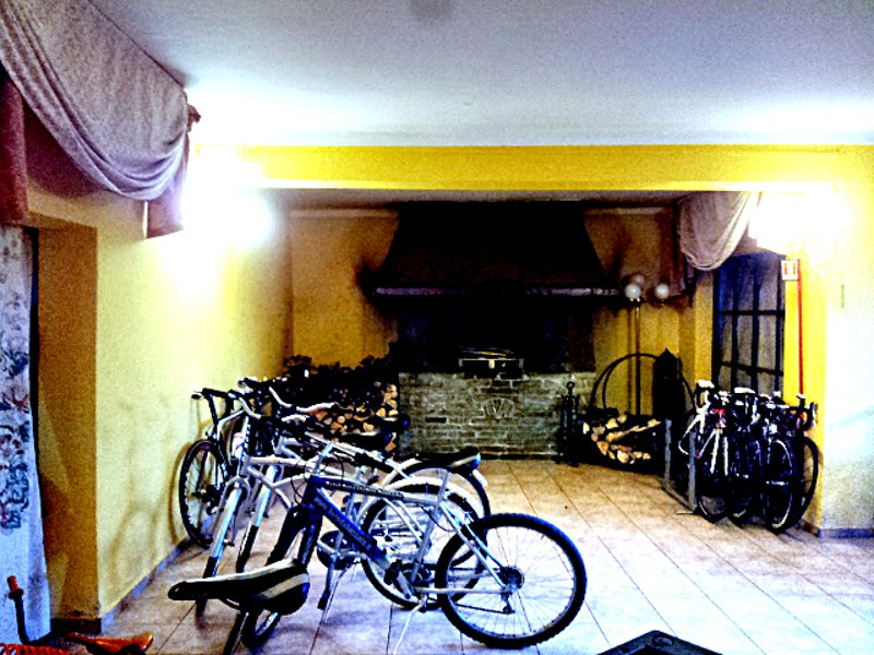 bici hotel la bussola