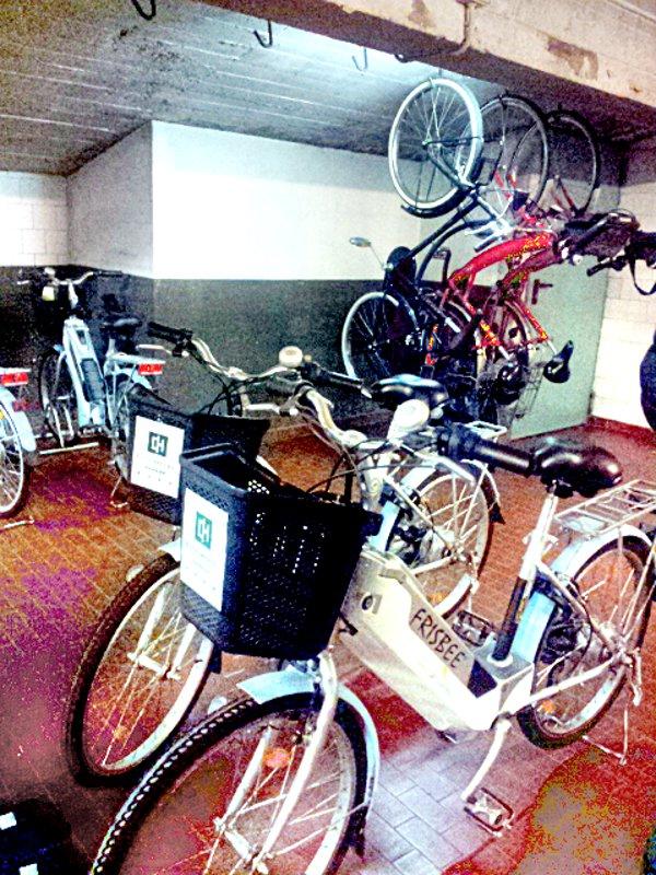 deposito bici city