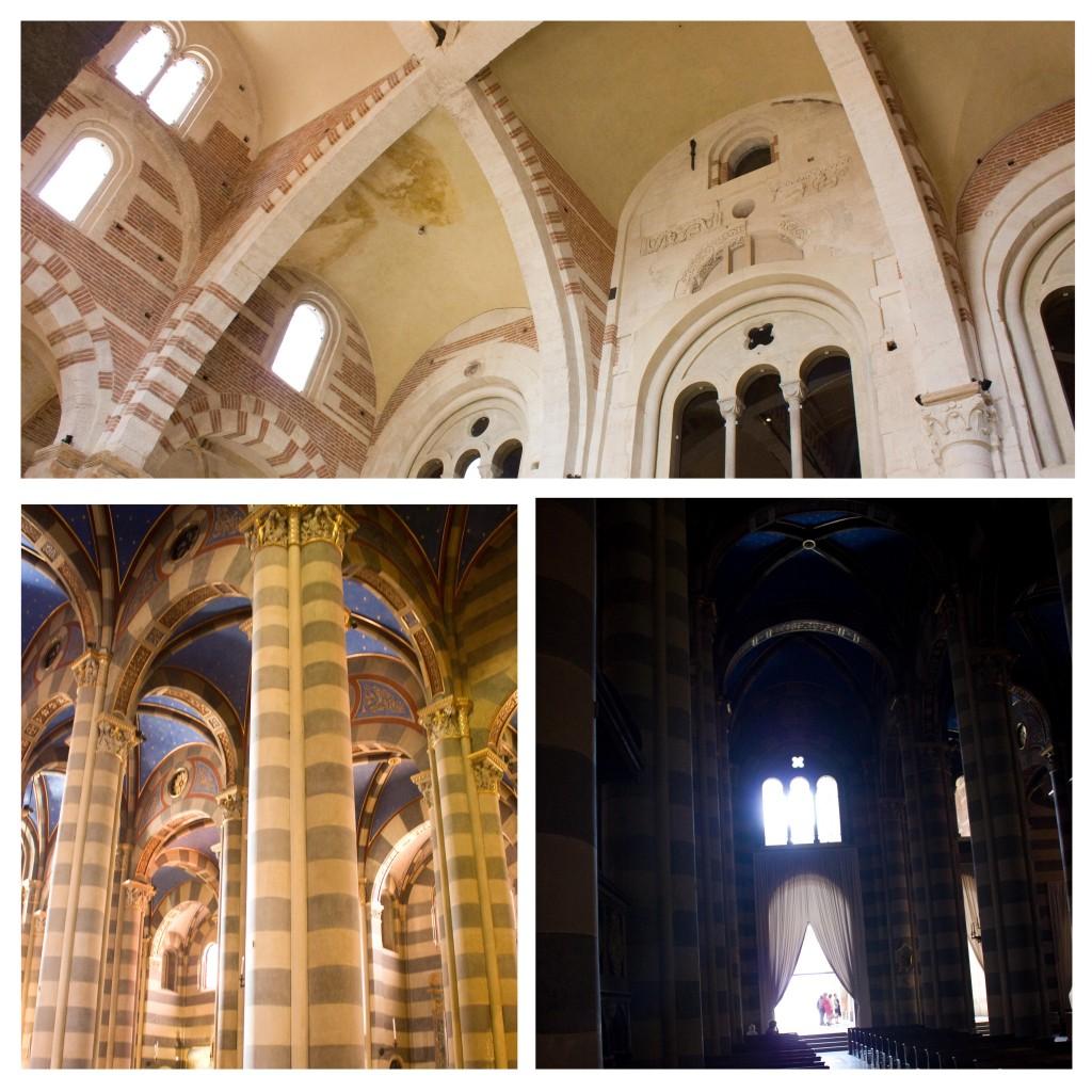 Duomo: nartece e navata centrale