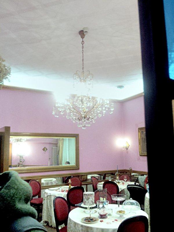 sala da pranzo la bussola