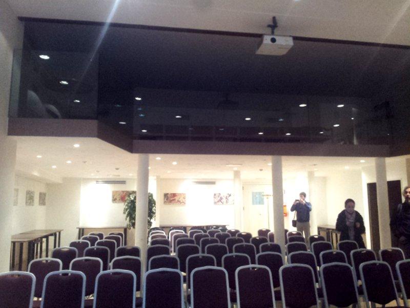sala riunioni city hotel
