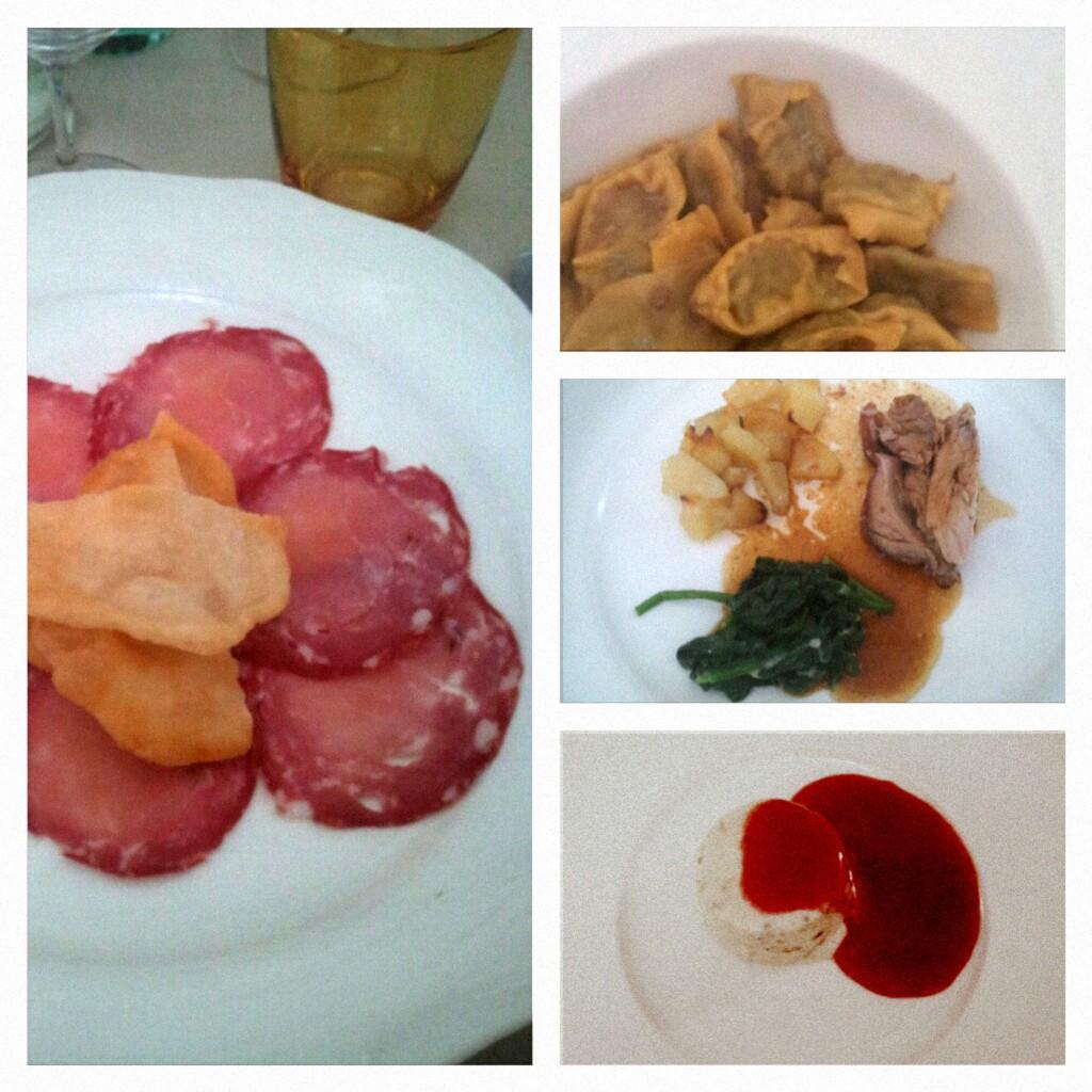 Enoteca osteria LA CURIA, piatti squisiti cucinato con amore e ottima lista dei vini.