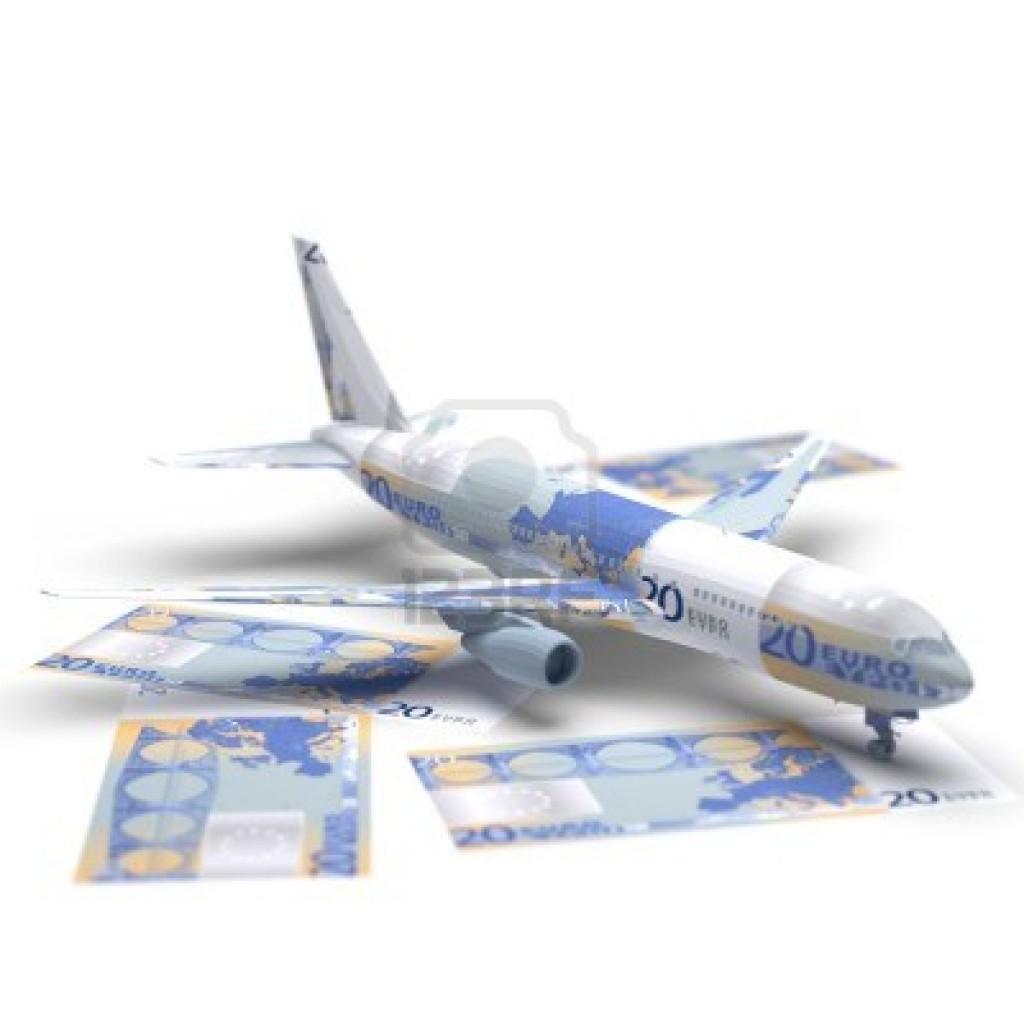 aereo soldi