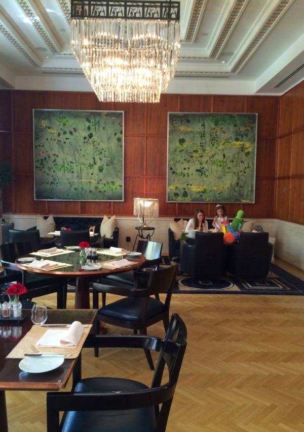 Sunday Brunch a Budapest: al Gresham Palace