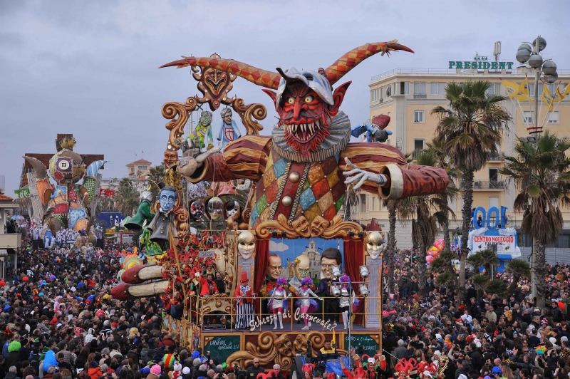 "Scherzo di Carnevale?"" di Jacopo Allegrucci"