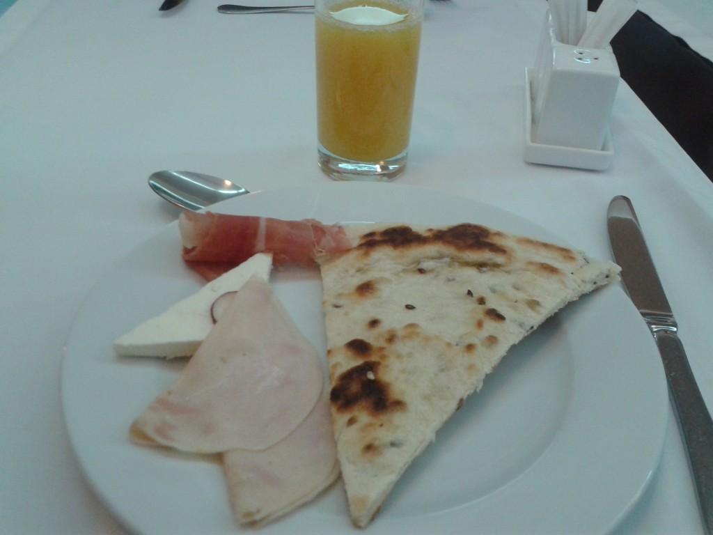 colazione a belgrado