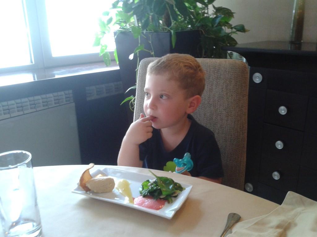 mangiare a belgrado