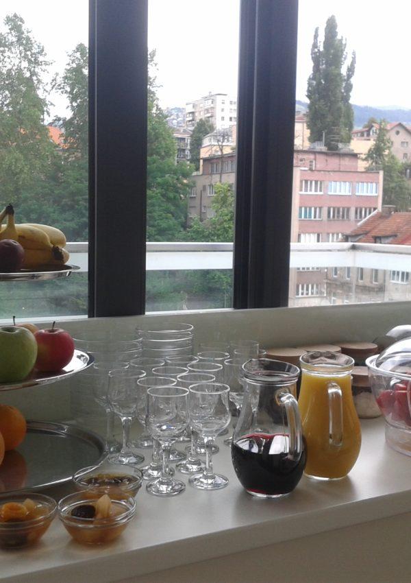 Dove dormire a Sarajevo: un boutique hotel in pieno centro