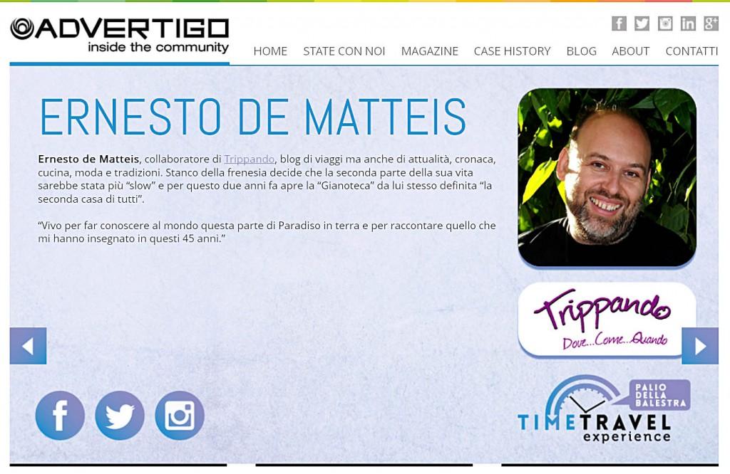 Ernesto TTE