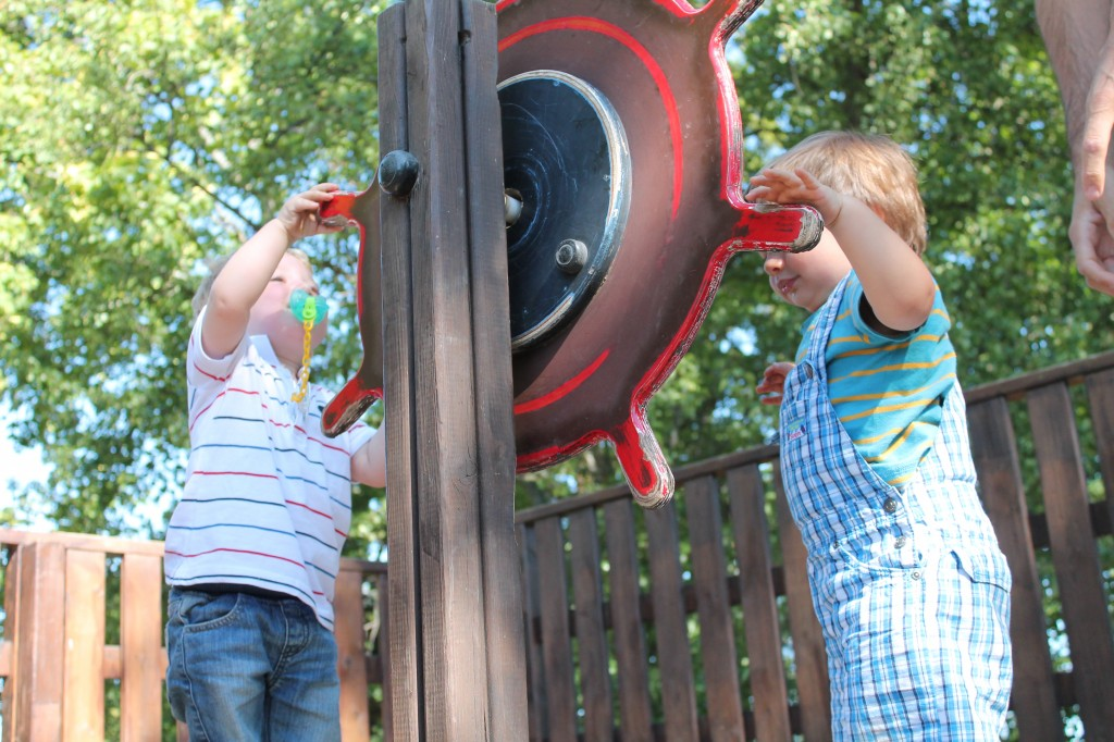 fjederholmarna parco giochi