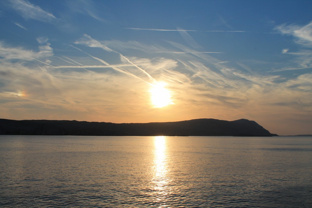 tramonto su rab