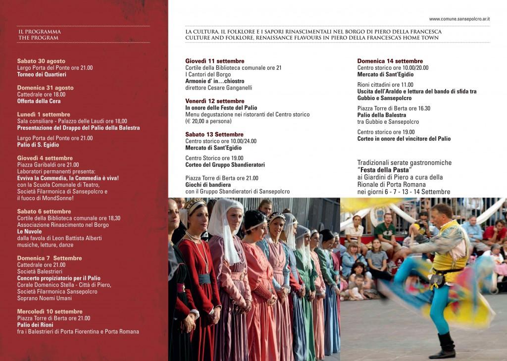 Programma Palio 2014 compo