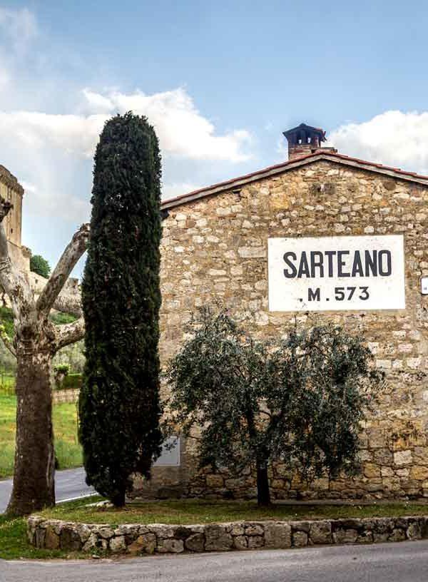 Trippando a Sarteano: prezzi e info per un weekend con noi