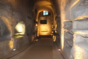catacomba di san gennaro a napoli