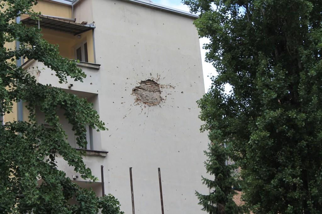 sarajevo bombe