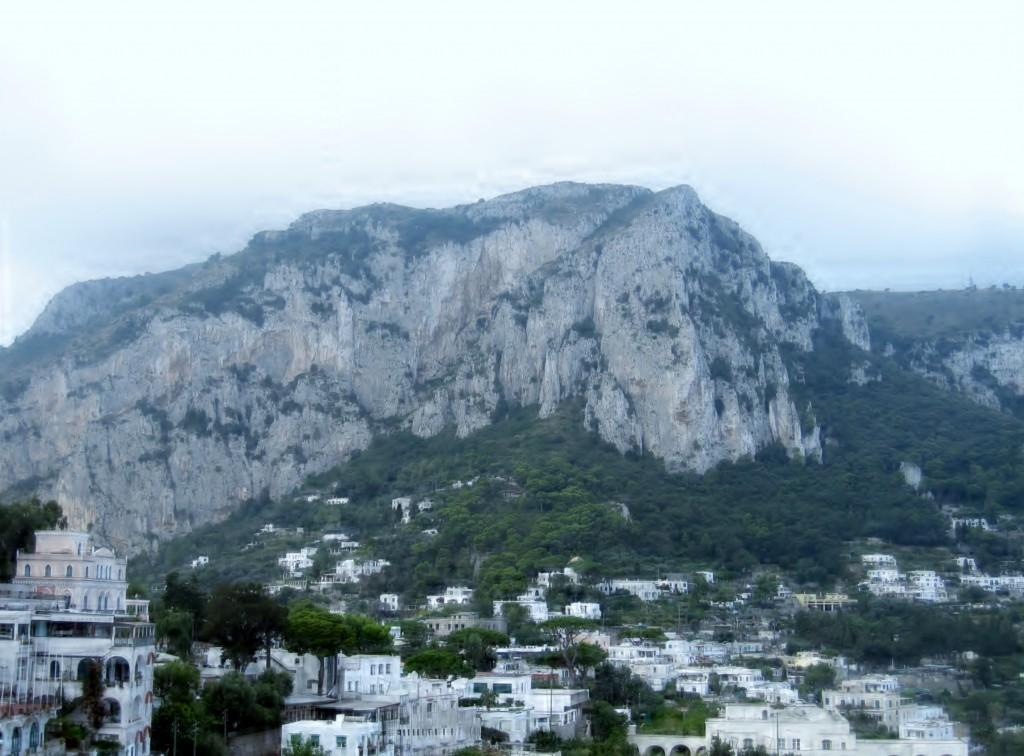 Paesaggio da Capri