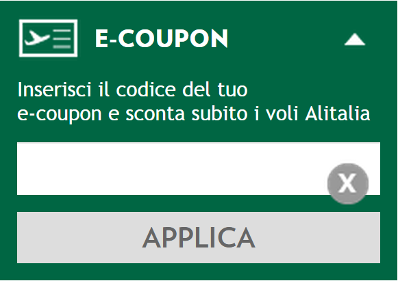 e-coupon-alitalia