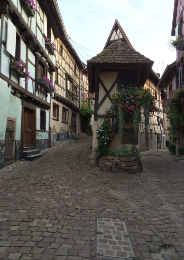 Eguisheim, il più bel villaggio d'Alsazia
