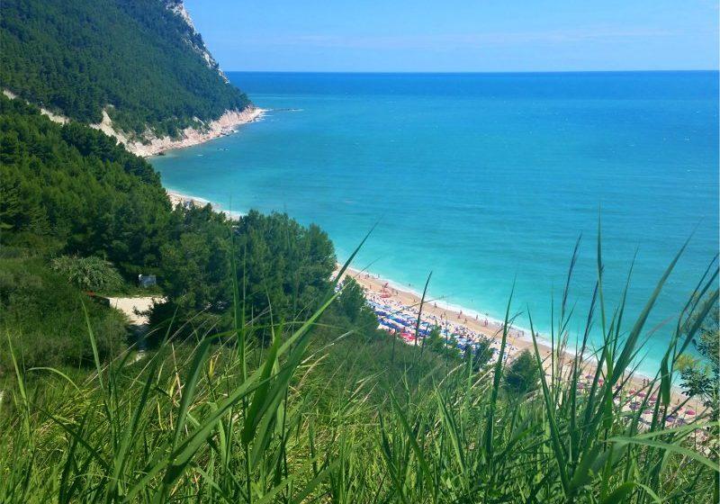 spiaggia san michele alto