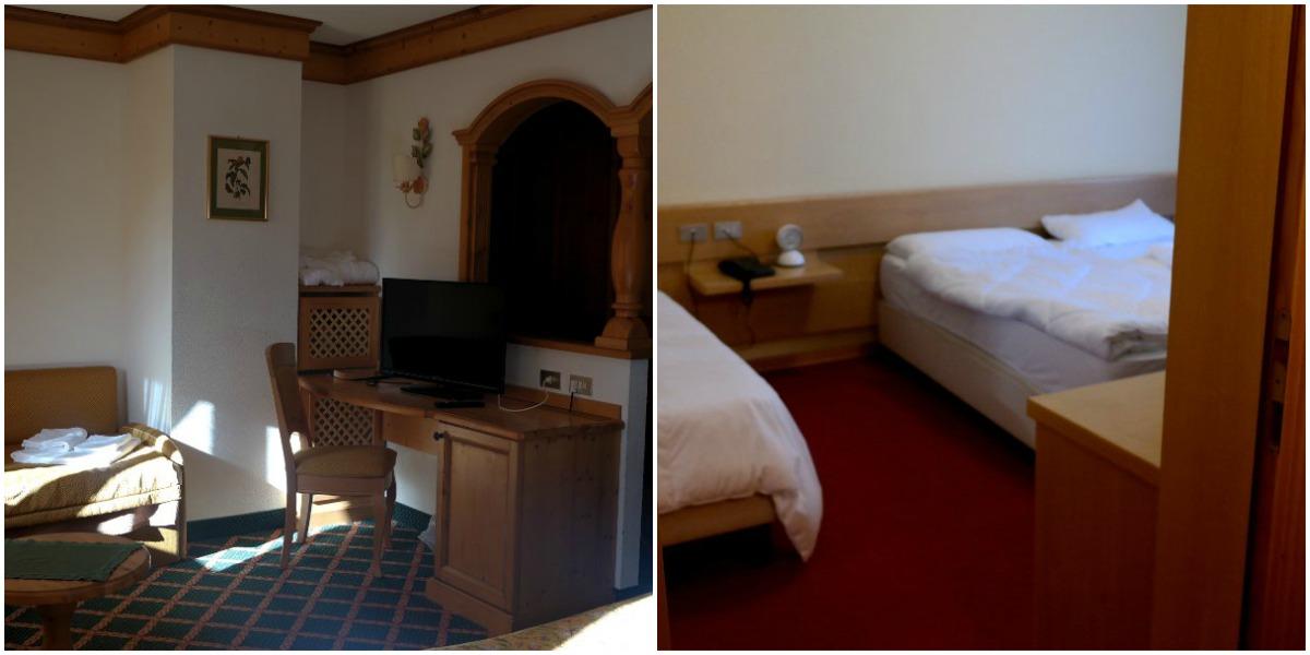 stanza Hotel Monzoni