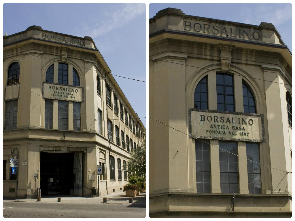 Edificio Borsalino_Corso 100 Cannoni, angolo Via Cavour