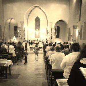 Contrade in chiesa per la Riconciliazione