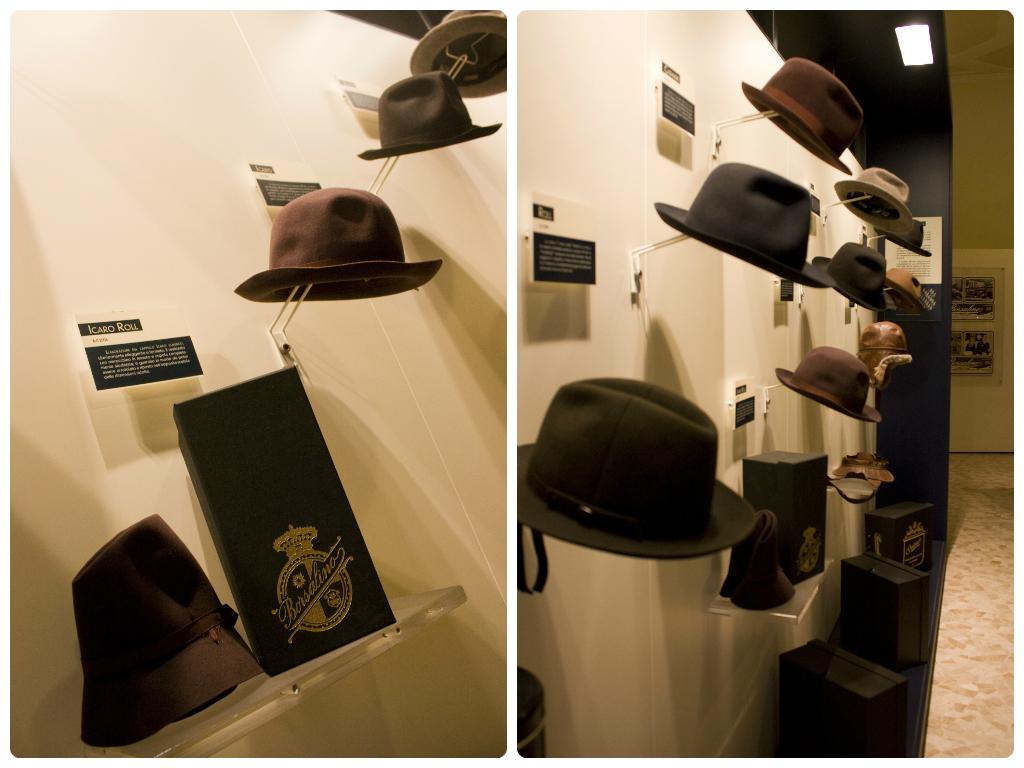 Ancora cappelli Borsalino