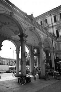 Portici di Piazza Garibaldi