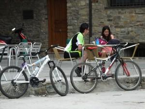 cammino di santiago in bicicletta