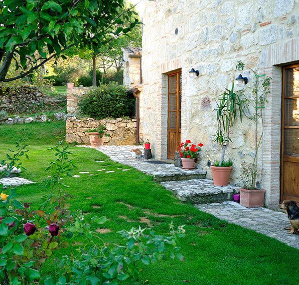 Dove soggiornare in Toscana nel verde: il Borgo del Grillo