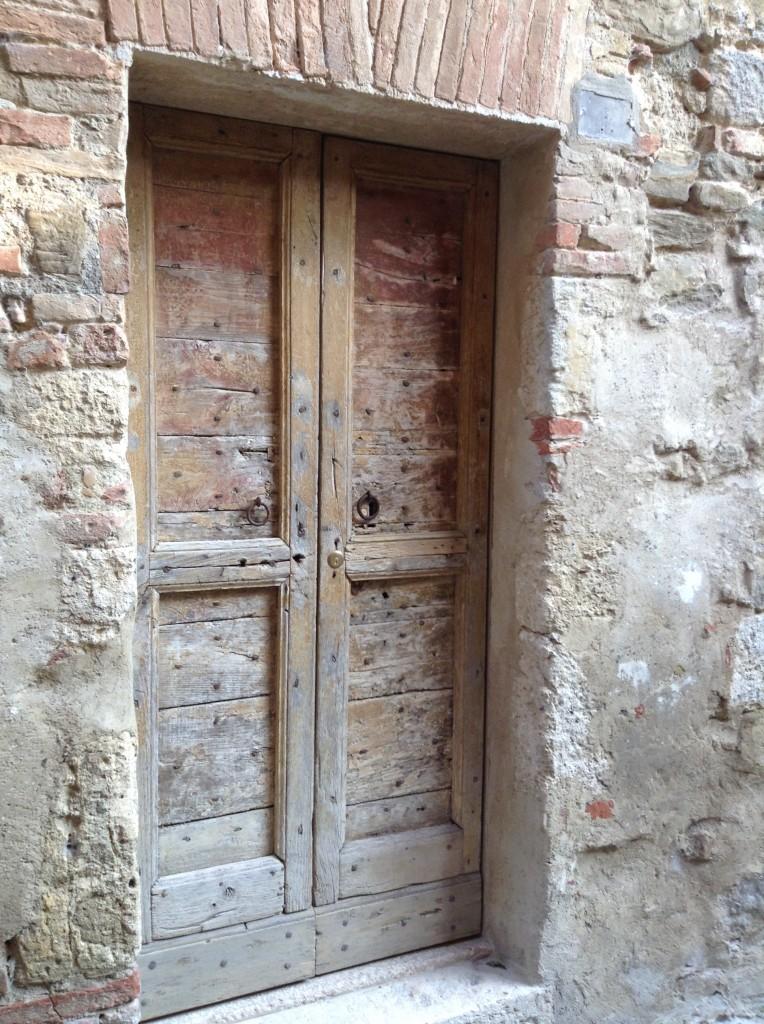 Castiglioncello del Trinoro - antiche porte