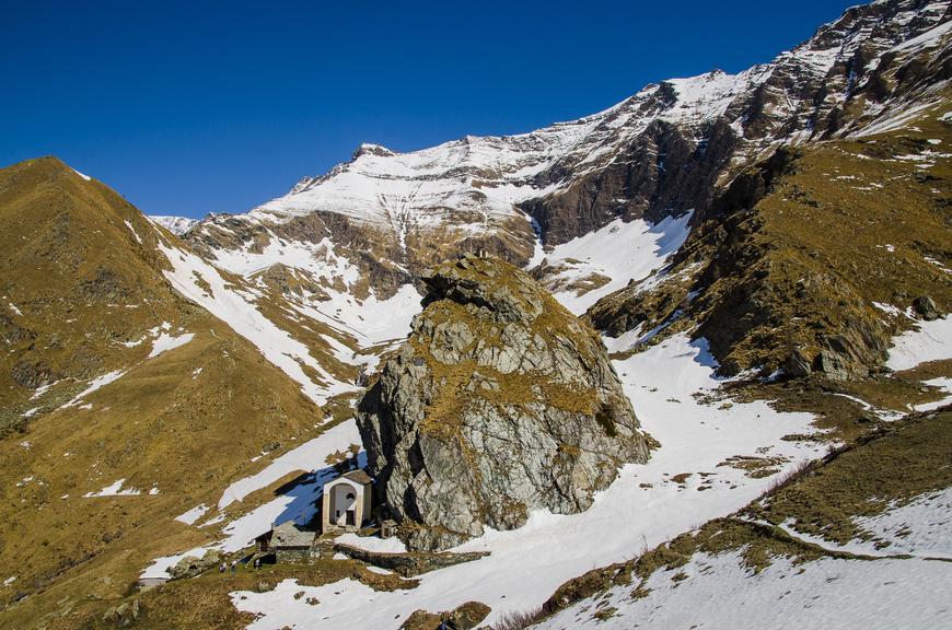 Santuario di San Besso, Valprato Soana (TO)