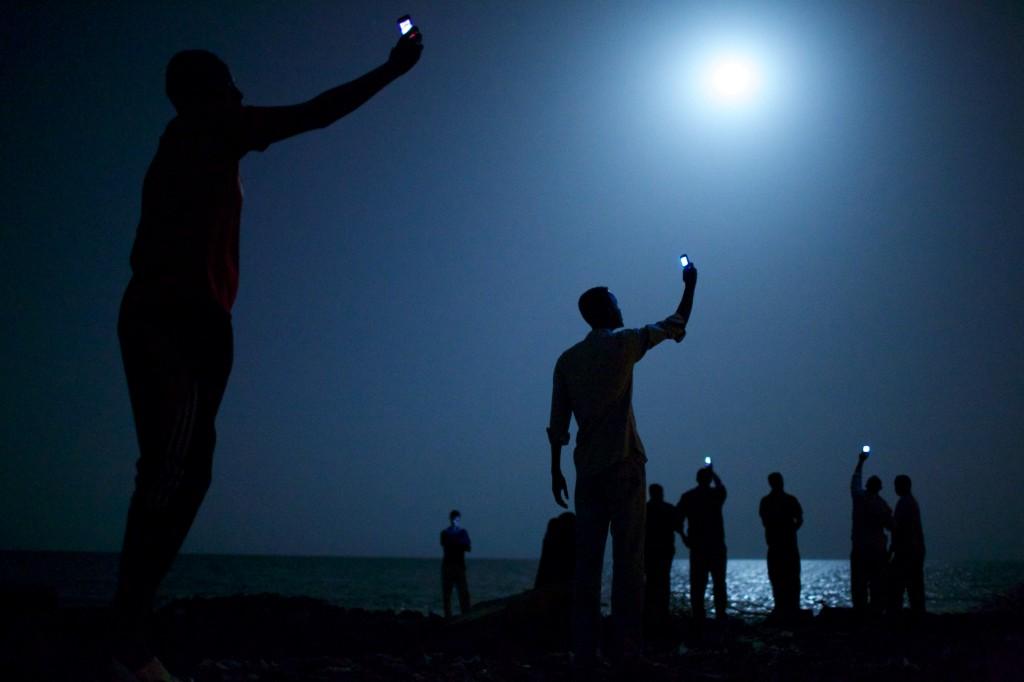 Storie d'attualità, John Stanmeyer, USA, VII, per National Geographic, Primo premio foto singole