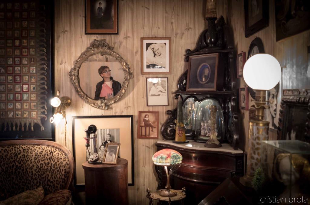 A casa di Colombotto Rosso