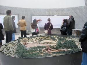 Ingresso alla miniera museo