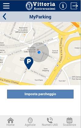 VittoriaApp – Come ritrovare l'auto parcheggiata? Ci aiuta MyParking!