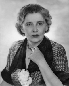 Rebecca West (Ph. credits: wikipedia)