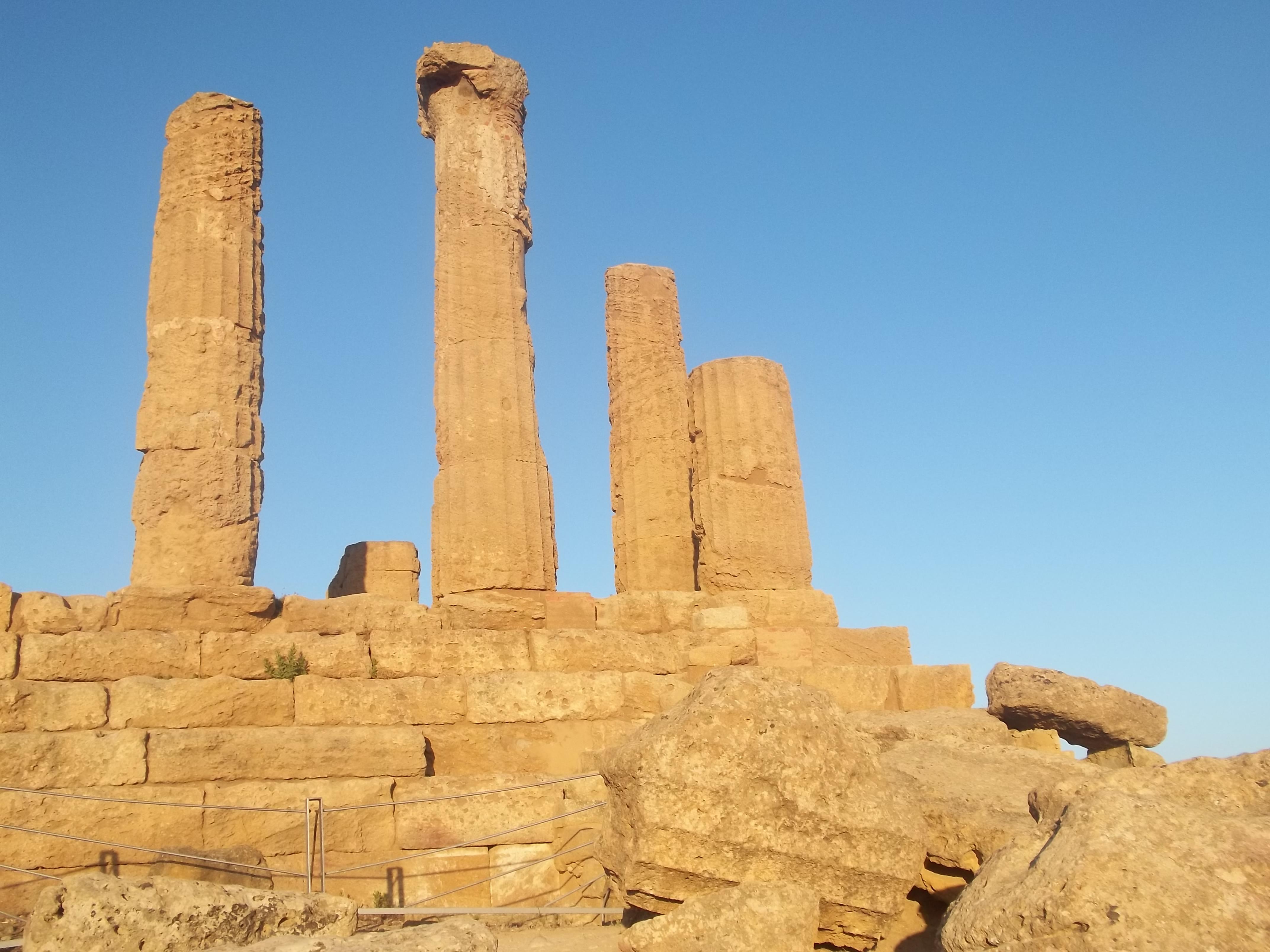 Tempio di Giunone, Valle dei Templi, Agrigento