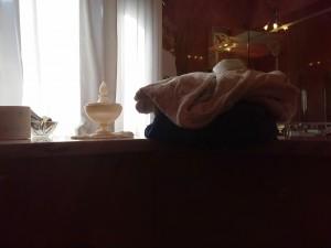 particolari del bellissimo bagno