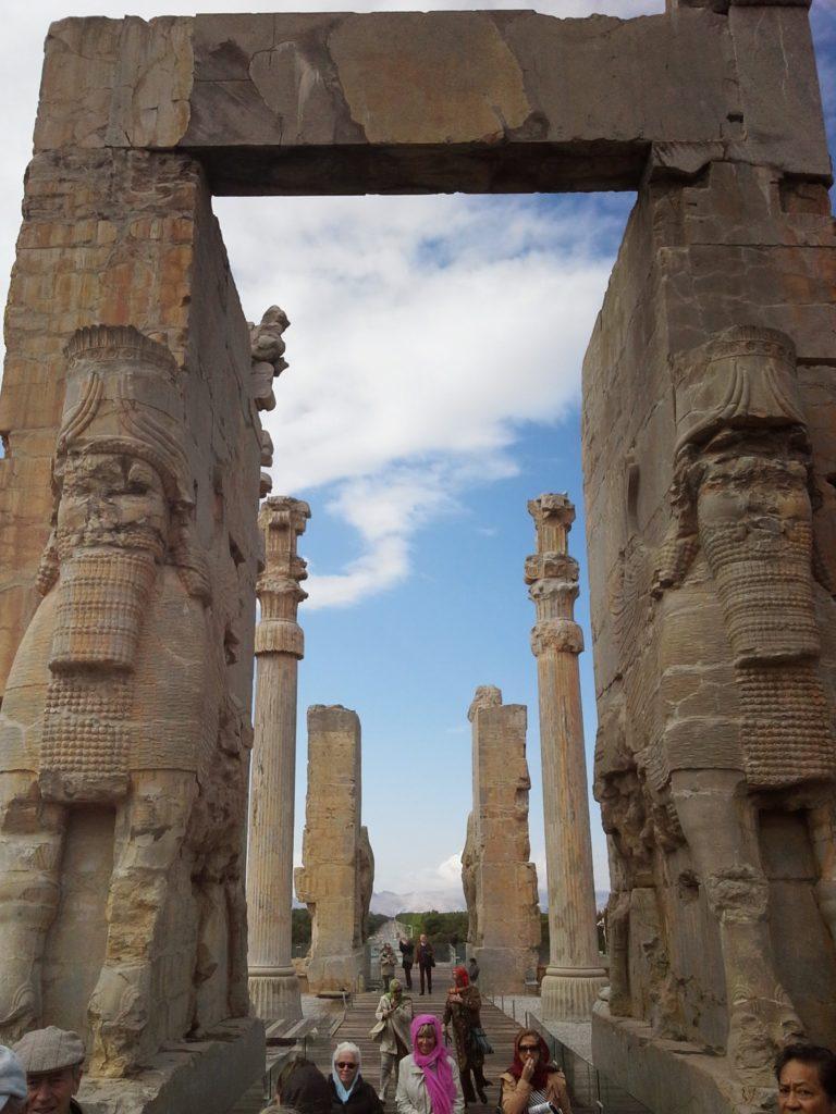 Persepoli: Porta delle Nazioni