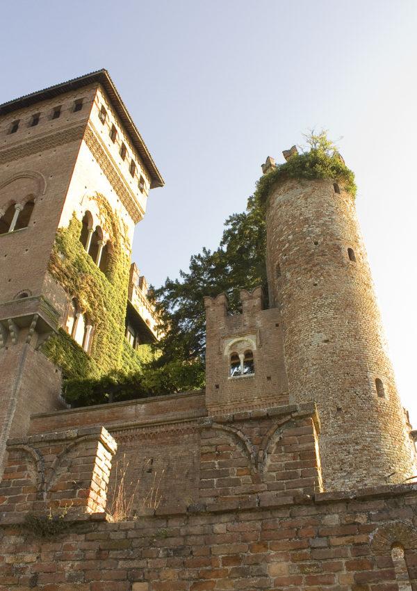 Castello di Gabiano, un maniero ricco di sorprese.