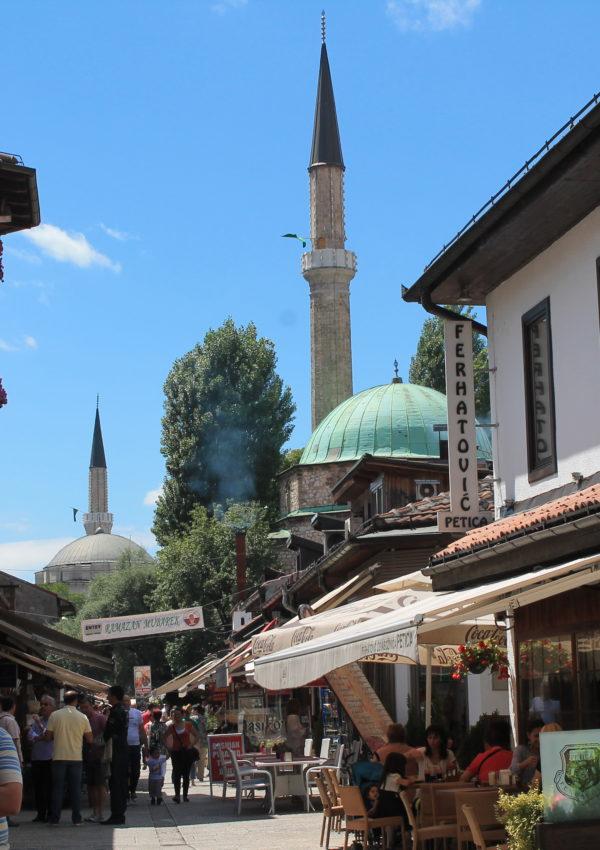 Viaggio a Sarajevo: dove convivono popoli e religioni