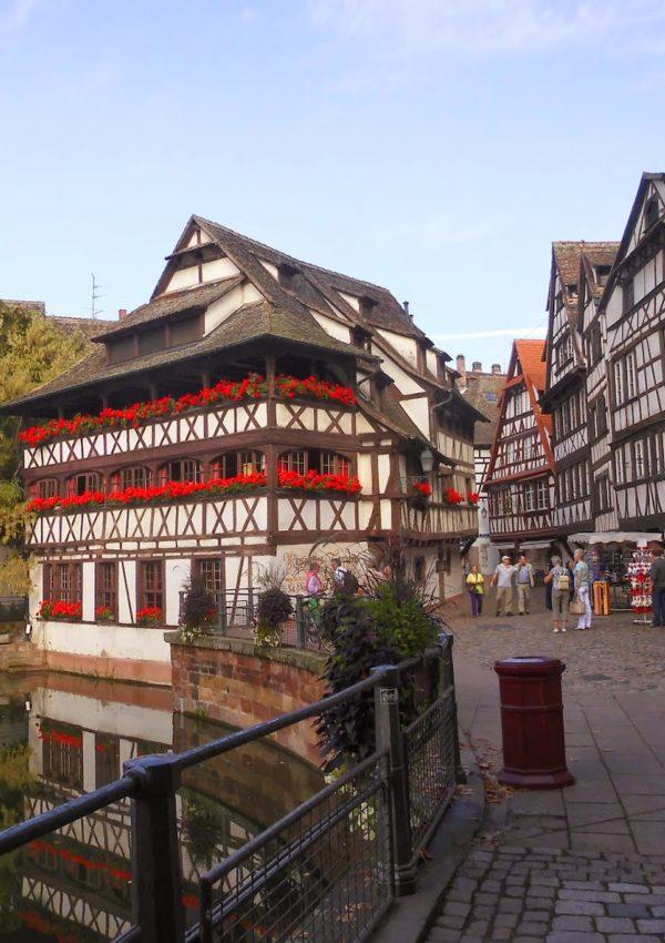 Visitare Strasburgo: la Petite France