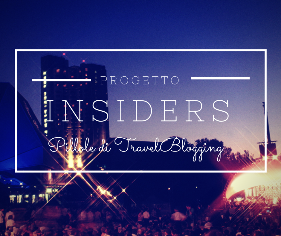 PROGETTO INSIDERS